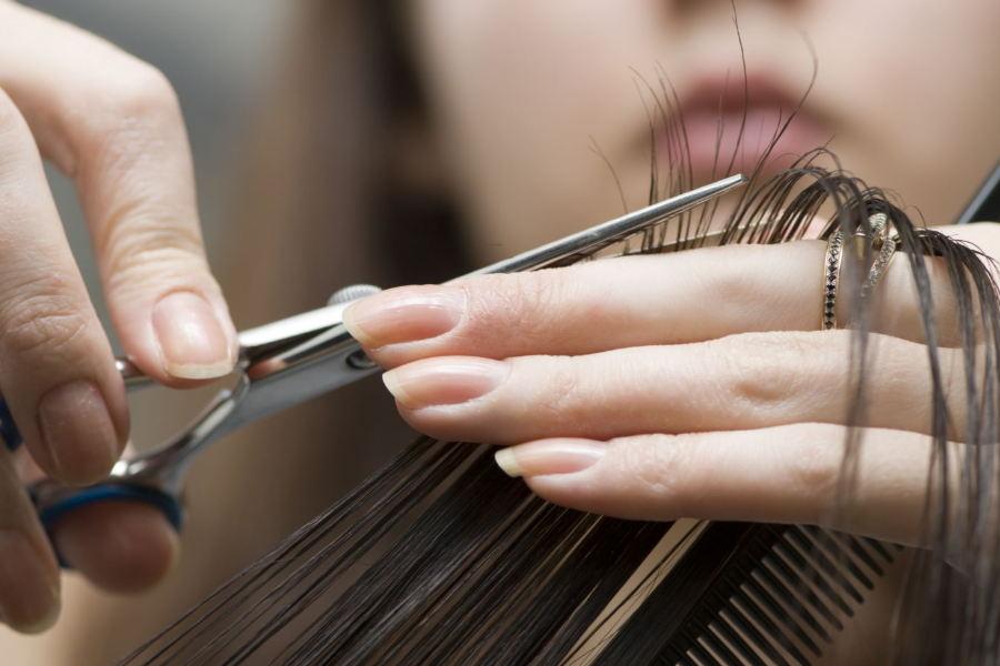 理发店周年活动免费洗剪吹广告录音