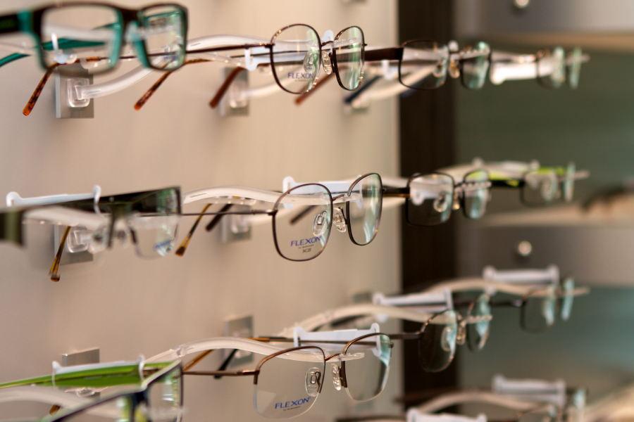 新年眼镜店促销录音