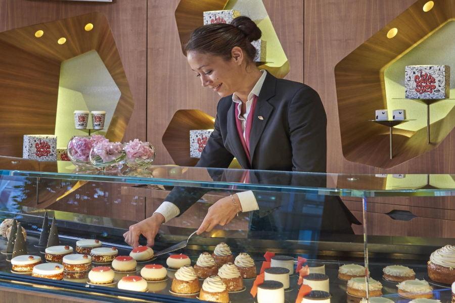 蛋糕店两周年促销录音