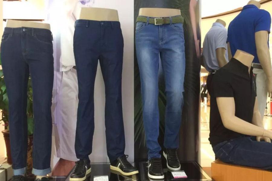 品牌男裤100元两条叫卖录音MP3