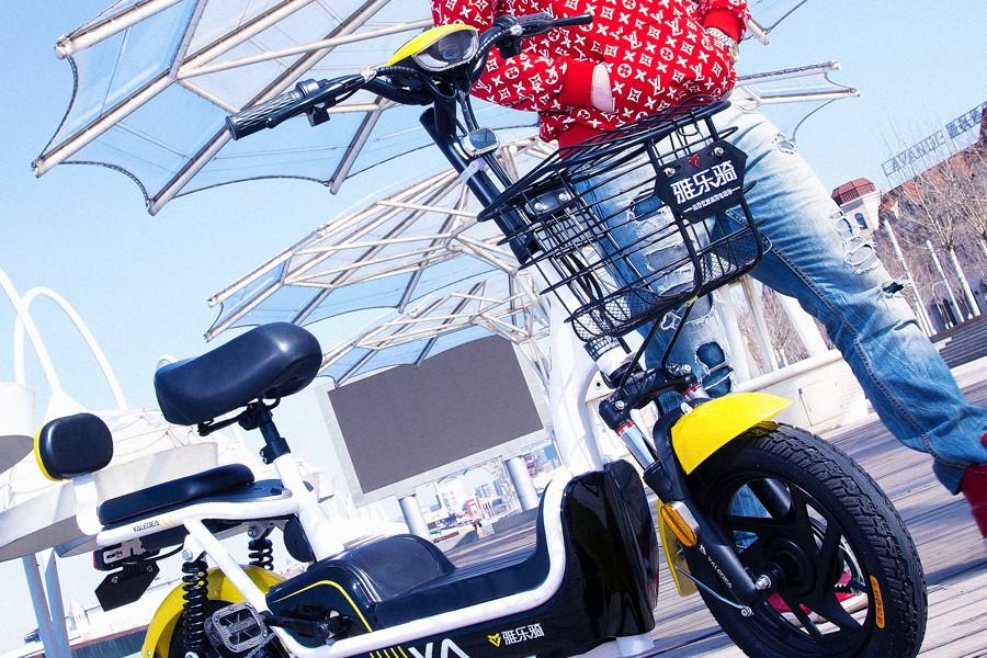 雅乐骑电动车宣传广告录音MP3