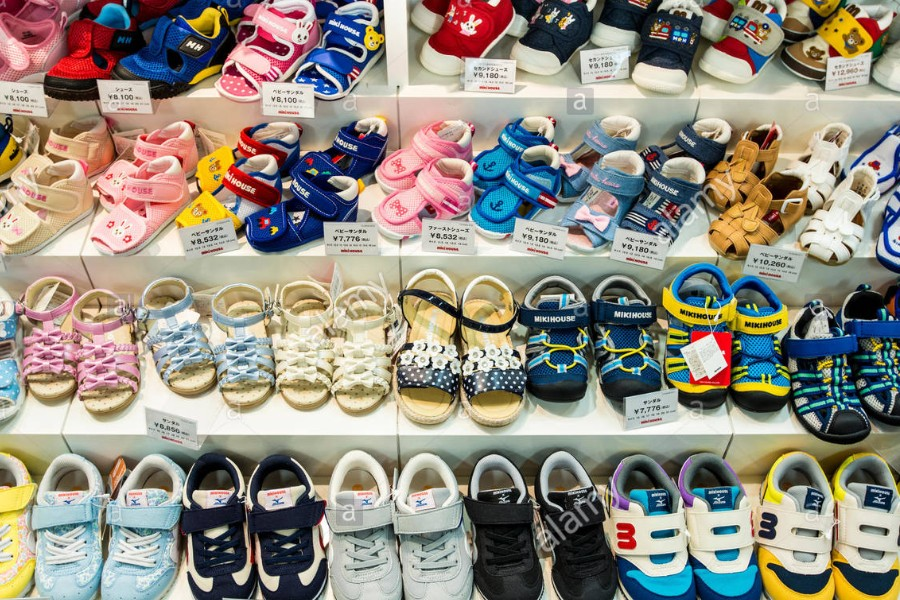 童装童鞋店面改行叫卖录音