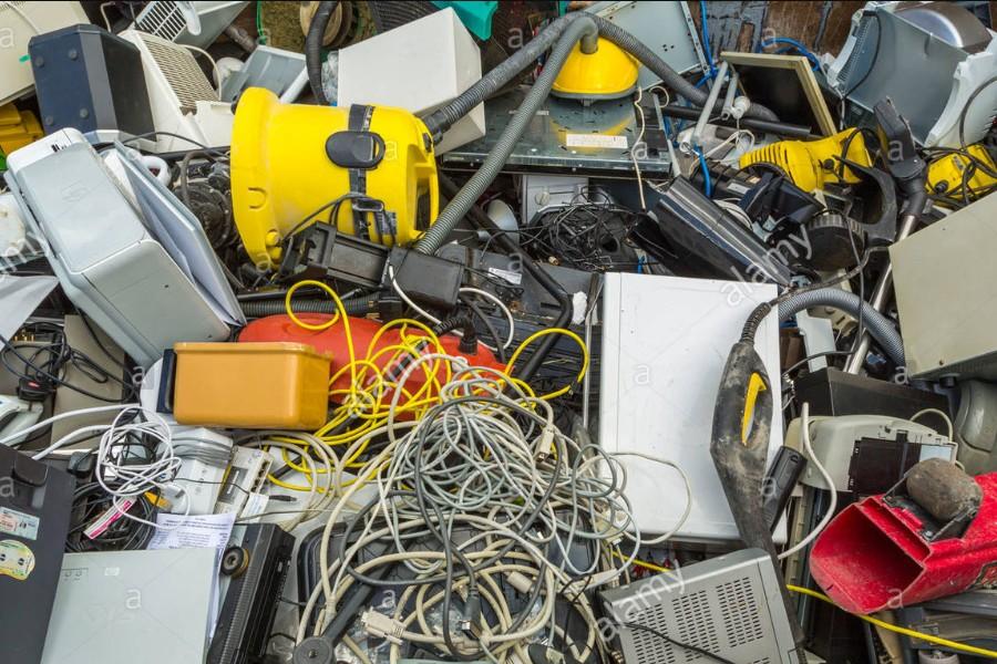 高价回收废旧电器废品录音