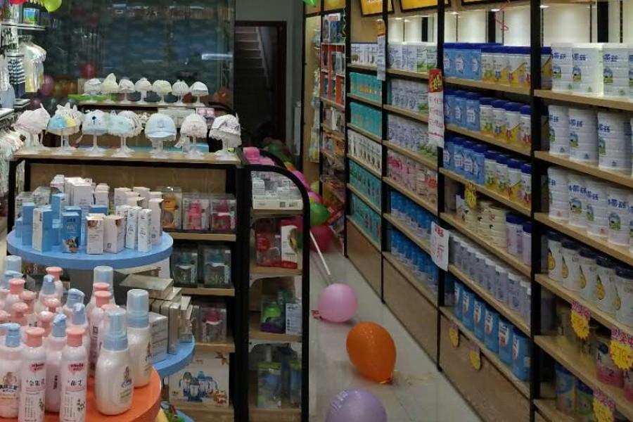 母婴店奶粉销售录音